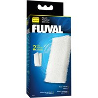 Fluval Foam Filter Cartridges - 2 cartridges - for model 204/304