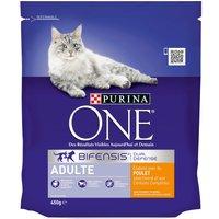 1,5kg Adulte poulet céréales complètes PURINA ONE - Croquettes pour chat