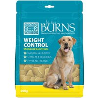 Burns Weight Control Treats for Dogs Chicken & Oats - 200g
