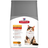 Hills Science Plan Adult Urinary & Hairball - Chicken - 300g