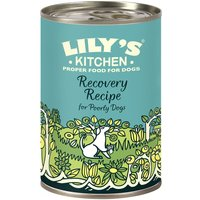 Lilys Kitchen Recovery Recipe for Dogs - 6 x 400g