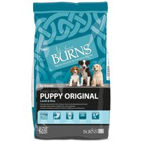 Burns Puppy Original - Lamb & Rice - Economy Pack: 2 x 12kg