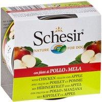 Schesir Fruit 6 x 150g - Chicken with Pineapple