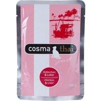 Cosma Thai 6 x 100 g - poulet