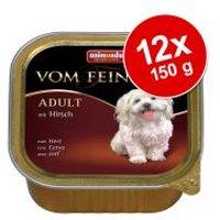 Pack Ahorro: Animonda vom Feinsten 12 x 150 g - Adult sin cereales: Liebre