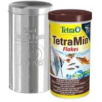 TetraMin alimento en copos - 250 ml