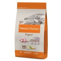 Nature's Variety Original No Grain Sterlised pavo - 7 kg