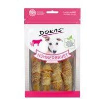 Dokas barritas de pechuga de pollo para perros - 3 x 250 g - Pack Ahorro