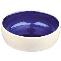 Comedero de cerámica de Trixie para mascotas - 300 ml, 12 cm de diámetro