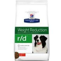 Hill's r/d Prescription Diet Weight Reduction pienso para perros - 4 kg