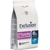 Exclusion Hypoallergenic con pescado y patata - 2 x 12 kg - Pack Ahorro