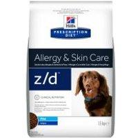 Hill's z/d Mini Prescription Diet Allergy & Skin Care pienso para perros - 2 x 6 kg - Pack Ahorro