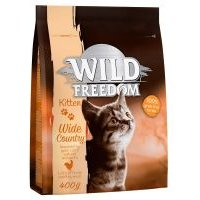Wild Freedom Kitten Wide Country con ave -  2 kg