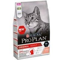 Purina Pro Plan Original Adult rico en salmón para gatos - 10 kg