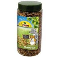 JR Farm gusanos de la harina en bote - 2 x 70 g - Pack Ahorro