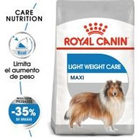 Royal Canin Maxi Light Weight Care - 2 x 10 kg - Pack Ahorro