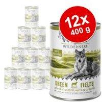 Wolf of Wilderness Senior 12 x 400 g - Pack Ahorro - Wild Hills, con pato