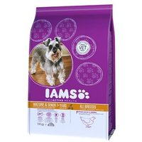 Iams Proactive Health Dry Dog Food Economy Packs 2 x 12kg - Small & Medium Dog Rich Chicken