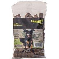 CANIBIT Strauß- und Hirsch Cookies - 275 g