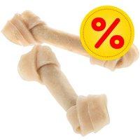 Barkoo huesos con nudos de piel