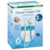Dennerle Osmose Compact 130 - 1 Stück, mit Hochleistungsmembran, Feinst- und Aktivkohlefilter