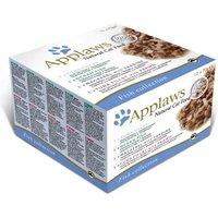 Applaws Adult Dose Mix 12 x 70 g - Fisch in Brühe Mix (4 Sorten)