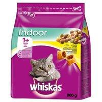 Whiskas 1+ Indoor Huhn - 2 x 800 g