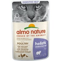 Almo Nature Holistic Digestive Help 12 x 70 g Fisch