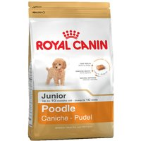 Royal Canin Breed Poodle Junior - Economy Pack: 2 x 3kg