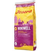 Josera Miniwell - Economy Pack: 2 x 15kg