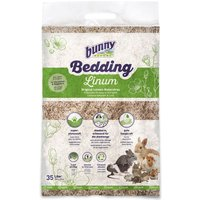 Bunny Bed OLinum Natural Linen Bedding - 35l