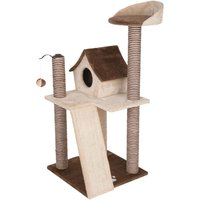 Cats Home Cat Tree - Beige / Brown