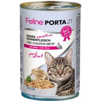 Feline Porta 21 - 6 x 400g - Tuna with Seaweed