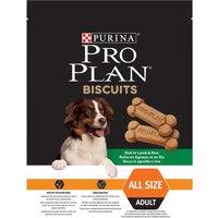 Biscuits Pro Plan, agneau & riz - lot % : 3 x 400 g