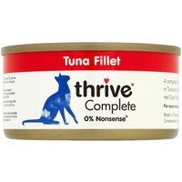 thrive Complete Adult - Tuna Fillet - Saver Pack: 24 x 75g