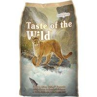 Taste of the Wild Canyon River Feline - Economy Pack: 2 x 7kg