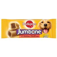Pedigree Jumbone Medium para perros medianos - Pollo 5 x 2 uds.
