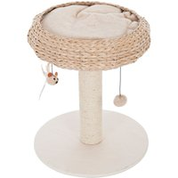 Natural Home I Cat Tree - Beige