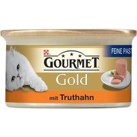 Gourmet Gold Pâtée 12 x 85 g - poulet