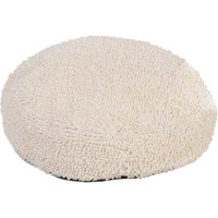 Dog Cushion Cream - 70 x 70 cm (L x W)