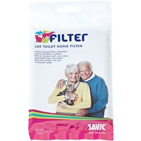 Replacement Filters - Savic Cat Litter Boxes - 1 x Replacement Carbon Filter