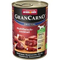 Animonda GranCarno Original Adult 6 x 400g - Pure Beef