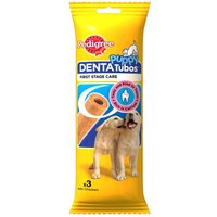 Pedigree Puppy Tubos 3 Pack - Saver Pack: 3 x 72g