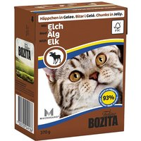 Bozita Chunks in Jelly Mega Pack 32 x 370g - Lamb