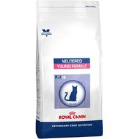 Royal Canin Vet Care Nutrition Cat - Neutered Young Female - Economy Pack: 2 x 10kg