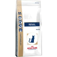 Royal Canin Veterinary Diet Cat - Renal RF 23 - Economy Pack: 2 x 4kg