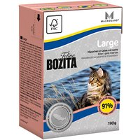 Bozita Feline Tetra Pak Saver Pack 16 x 190g - Outdoor & Active