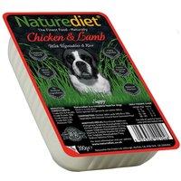 Naturediet Adult 18 x 390 g - poulet