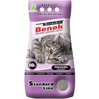 Super Benek Lavender Cat Litter - 25 litres (approx. 20kg)