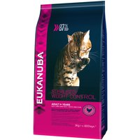 Eukanuba Sterilised/Weight Control Adult - Economy Pack: 2 x 3kg
